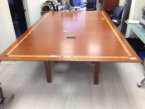 10 Foot Used Conference Table