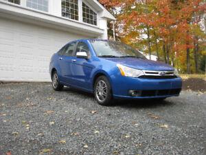 2010 Ford Focus, 153,000km, Mint