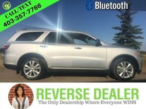 2012 Dodge Durango Crew  AWD,7 Passenger, Leather, Back Up Cam