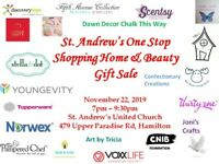 St. Andrew's One Stop Shopping Home & Beauty Sale
