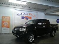 2014 MITSUBISHI L200 DI-D 4X4 WARRIOR LB DCB PICK UP DIESEL