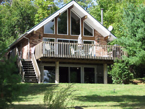 Waterfront Home For Rent On North Channel, Espanola, Manitoulin