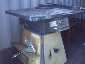 Sears electronic table saw