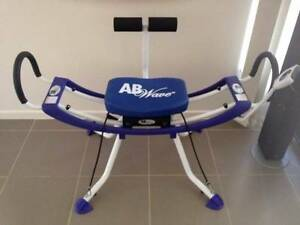 AB Wave Exercise Machine North Ryde Ryde Area Preview