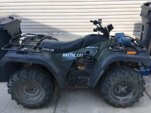 2003 Arctic Cat 300 4x4 for Sale
