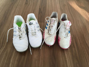 Women's Adidas Soccer Shoes / Cleats