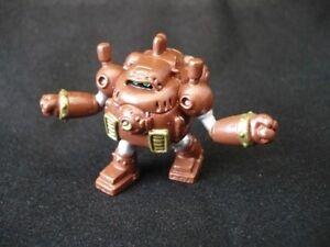 Digimon Mini Figure Guardromon Brown Robot Toy Bandai Kingston Kingston Area image 1