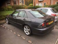 2002 Lexus IS200 auto