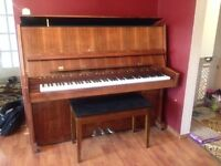 Piano - Upright, Gorgeous, and Well Maintained - $300