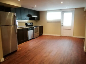 Absolutely Gorgeous Bungalow basement(1,000 s.f.approx.)