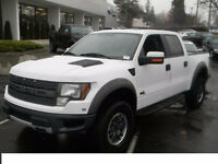 2011 FORD F150 SUPERCREW RAPTOR SVT 6.2 (WOW!)