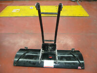 snow plow for 2004 yamaha grizzly 660