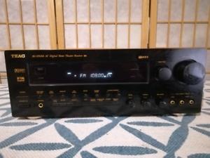 Teac AG-D9260 AV digital home theatre system receiver | Home