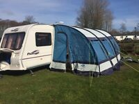 Bailey pageant Bretagne 6 berth -2006 fixed bunks
