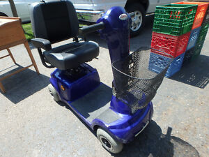 Electric Mobility SCOOTER / WHEELCHAIR, Used      yyuupp