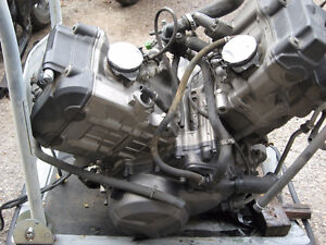 1998 honda  vtr-1000 engine v-twin