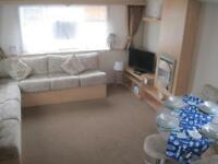 For sale used preowned static caravan holiday home sited South Devon pool beach