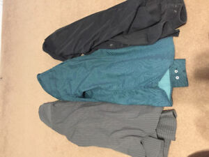 Men Shirts-long Sleve Size M