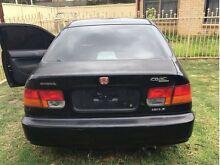 1998 Honda Civic Coupe Bidwill Blacktown Area Preview