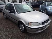 1998 HONDA CIVIC 1.4i AUTOMATIC