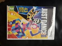 New and sealed just dance 2016 wii game