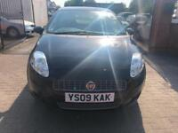 Fiat Grande Punto 1.4 2009 5 door MOT May 2019.