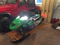 2011 Arctic Cat Z1 Turbo *reduced for quick sale*