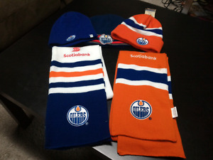 Oilers accessories