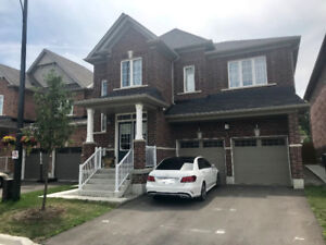 House for rent in Brampton 4Br+3Wr