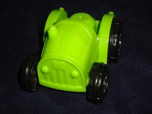 Mega Bloks lime green TRACTOR Farm Toy Vehicle Kingston Kingston Area image 2