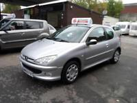 Peugeot 206 S Zest 3 3dr 205 Petrol Manual Immaculate Car Low Mileage Economical