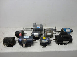 Delta Dual Shaft Electric Motor 1/3HP, 220/460V, 1725 RPM,3Phase Kitchener / Waterloo Kitchener Area image 4