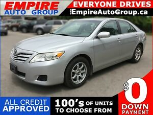 2010 TOYOTA CAMRY LE * POWER GROUP * EXTRA CLEAN