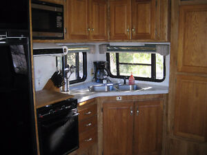 5th Wheel Rental in Bonita Mesa RV resort in Yuma