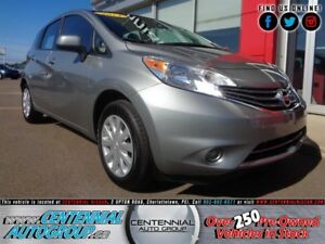Nissan Versa Note S | Manual | Hatchback 2014