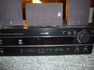Yamaha home theatre surround system