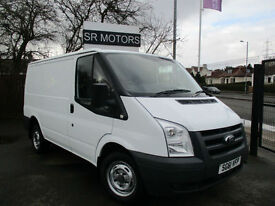 2011 Ford Transit 2.2TDCi Duratorq ( 85PS ) 260S ( Low Roof ) 260 SWB(HISTORY)