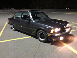 1981 BMW 320i Sport, Beautiful car