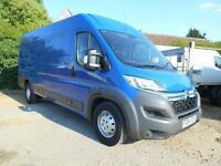 2014 64 CITROEN RELAY 2.2HDI 130BHP XLWB L4H2 HEAVY IMMACULATE MUST SEE
