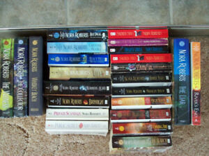 Lot of 24 Nora Roberts books - 2 of 2