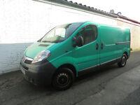Vauxhall Vivaro 2.0CDTi 2900 LWB Panel Van