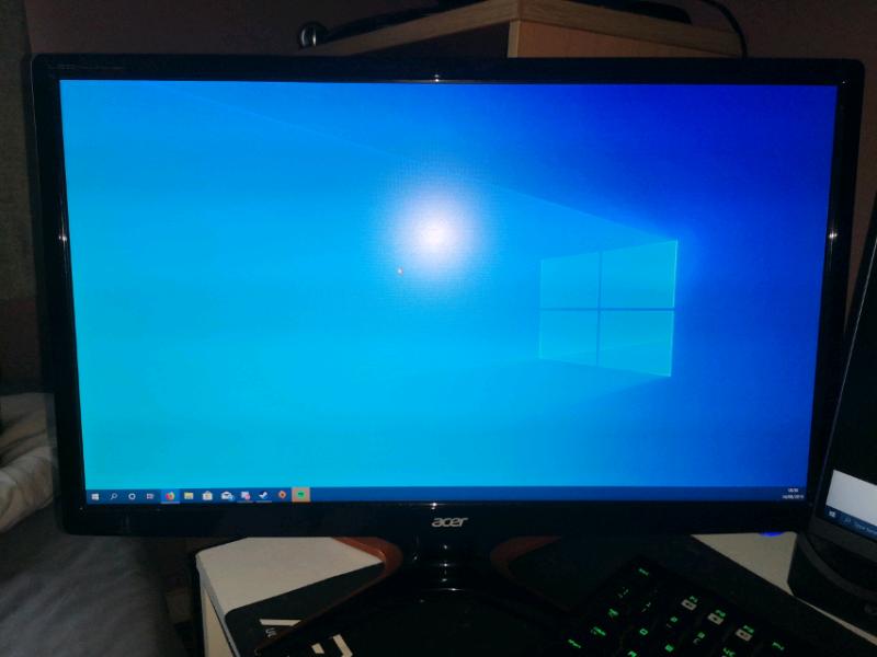 Acer 144hz 1080p 24