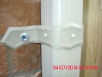DOWNSPOUT & EAVESTROUGH REPAIRS - 647-202-7267