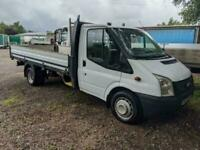 2013 Ford Transit Chassis Cab TDCi 125ps [DRW] CHASSIS CAB Diesel Manual