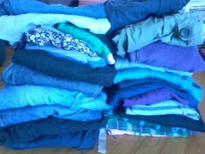 Lot of women's assorted clothing-32 pieces