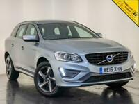 2016 VOLVO XC60 R-DESIGN D4 PARKING SENSORS HEATED SEATS 1 OWNER SVC HISTORY