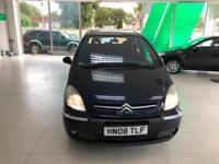 2008 Citroen Xsara Picasso 1.6i 16v ( 110bhp ) Desire - 3 FKeepers - HPI CLEAR