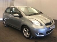 Toyota Yaris 1.33 VVT-i TR 5dr VERY LOW MILEAGE ONLY £30 ROAD TAX