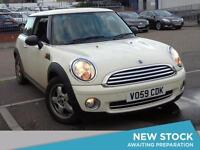 2009 MINI HATCHBACK 1.4 One