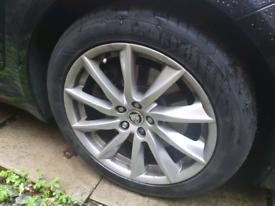 Jaguar XF Vela wheels set